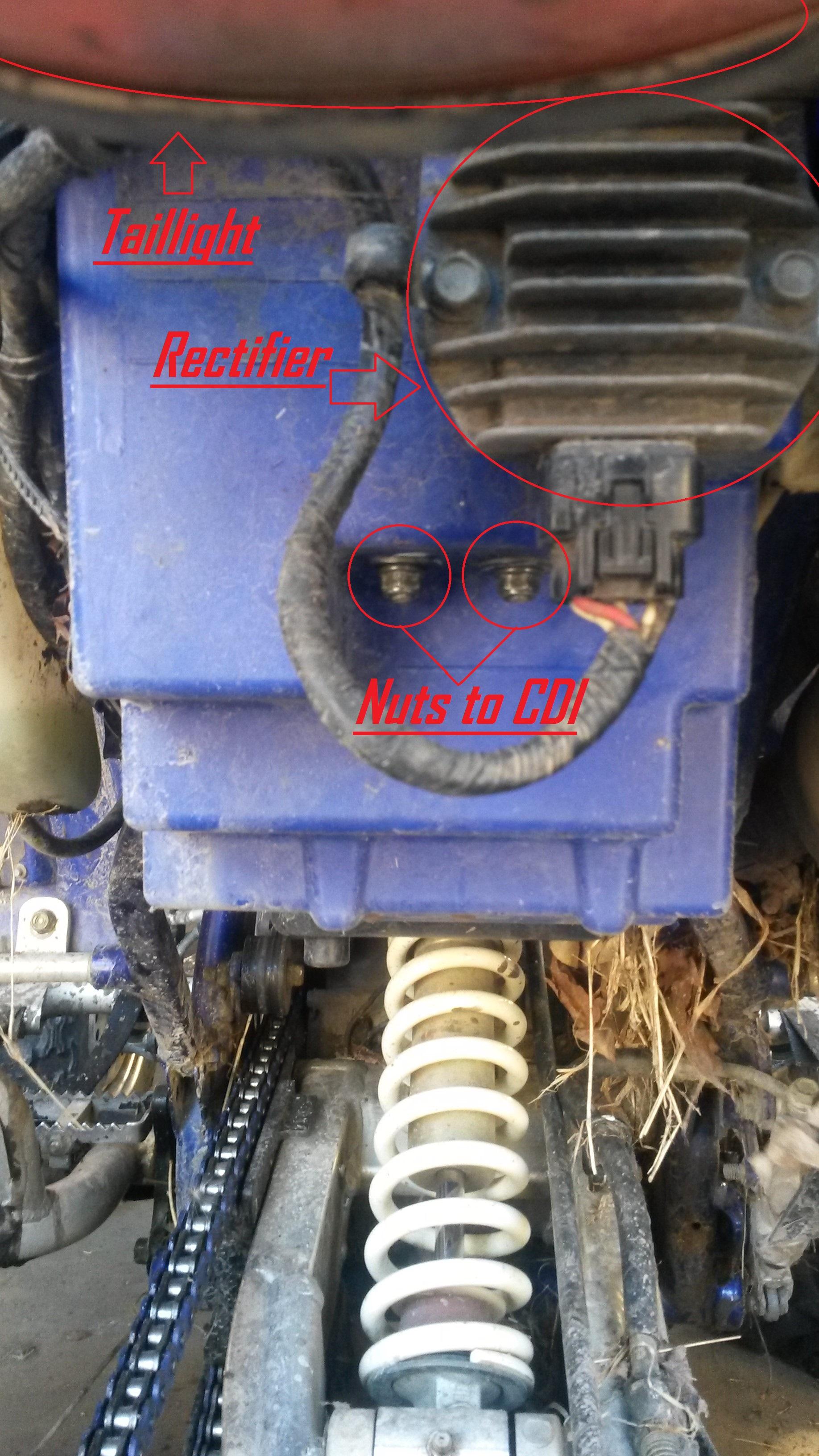 Hot Cam Stage 2 Raptor 660 D Cca Battery Upgrade Raptor