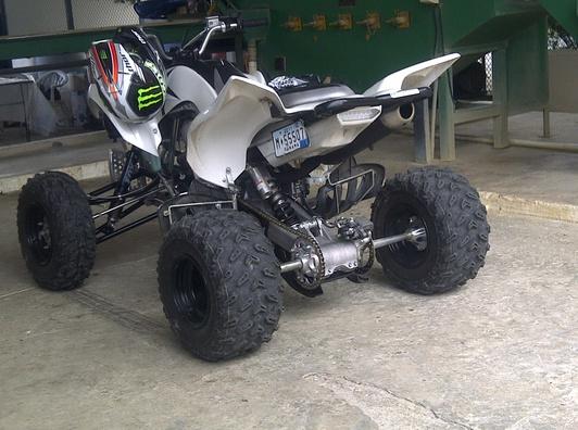 2011 Raptor 700 (work in progress)