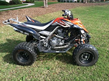 For Sale: 2007 Raptor 700 se