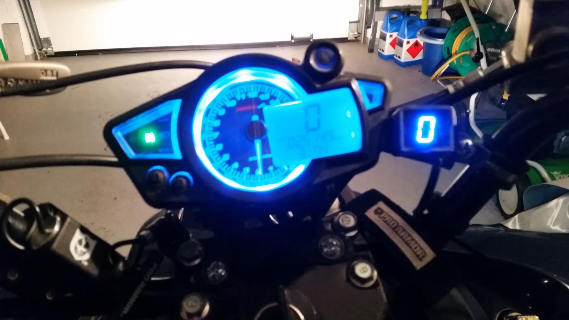 Atheos 2014 Yamaha Raptor 700R SE 'Midnight Blue'