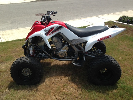 Atv For Sale Cheap >> 2011 Raptor 700R for sale - $6000
