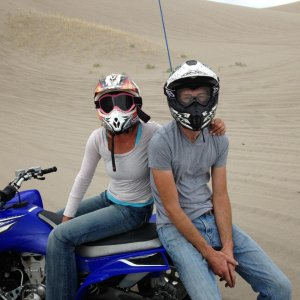 St Anthony Sand Dunes